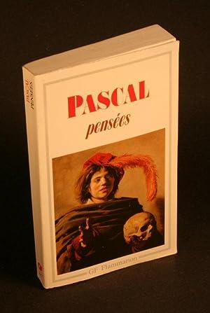 Pensées.: Pascal, Blaise, 1623-1662