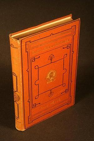 Gedichte. Deutsch von Paul Heyse.: Giusti, Giuseppe, 1809-1850