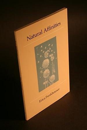 Natural affinities.: Funkhouser, Erica