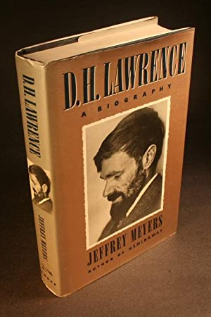 D.H. Lawrence : a biography.: Meyers, Jeffrey