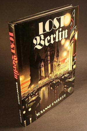 Lost Berlin.: Everett, Susanne