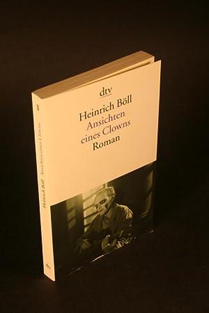 Ansichten eines Clowns. Roman.: Böll, Heinrich, 1917-1985