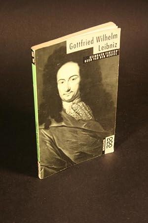 Gottfried Wilhelm Leibniz. Mit Selbstzeugnissen und Bilddokumenten.: Finster, Reinhard /