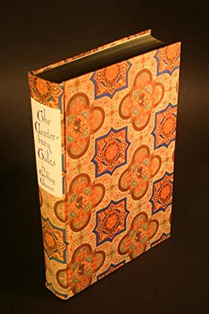 The Canterbury tales.: Chaucer, Geoffrey, 1343-1400