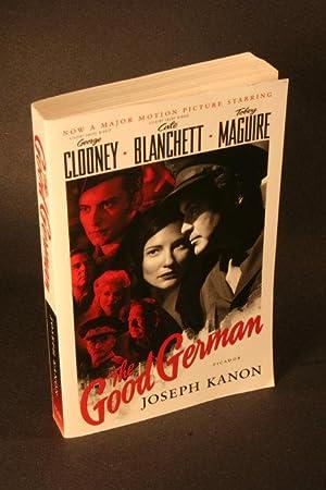 The good German : a novel.: Kanon, Joseph