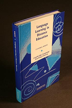 Language learning in distance education: White, Cynthia