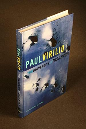 The university of disaster: Virilio, Paul, 1932-