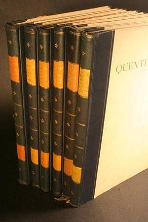 Die altniederländische Malerei. Band 1, 2, 3, 4, 6, 7.: Friedländer, Max J., 1867-1958