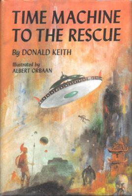 Time Machine to The Rescue: Keith, Donald