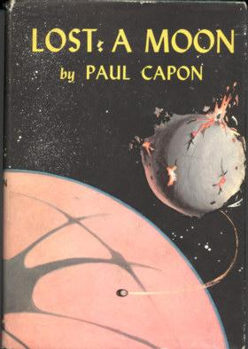 Lost: A Moon: Capon, Paul