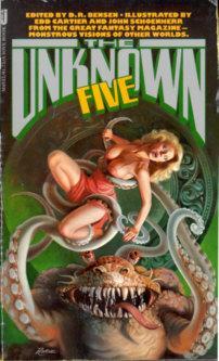 The Unknown Five: Bensen, D. R. (editor)