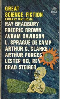 Great Science-Fiction: Licata, Tony (editor)