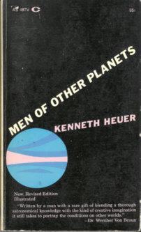 Men of Other Planets: Heuer, Kenneth