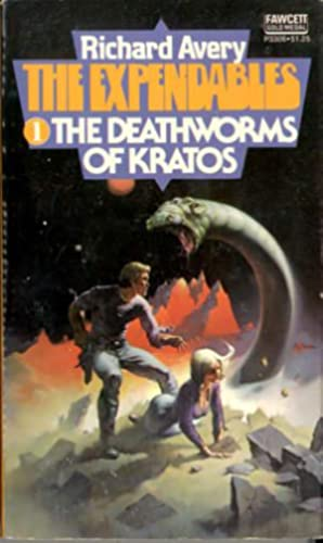The Expendables No. 1: The Deathworms of Kratos