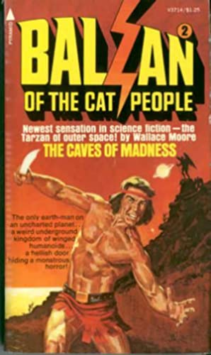 Balzan of the Cat People No. 2:The Caves of Madness