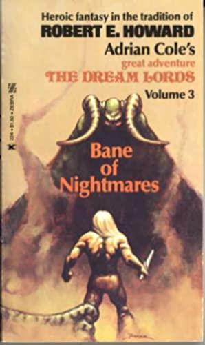 The Dream Lords, Volume 3: Bane of Nightmares