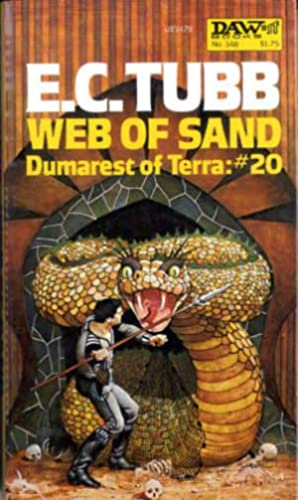 Web of Sand (Dumarest of Terra #20): Tubb, E.C.