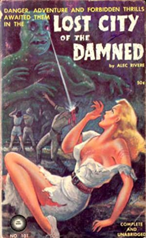 Lost City of the Damned: Rivere, Alec