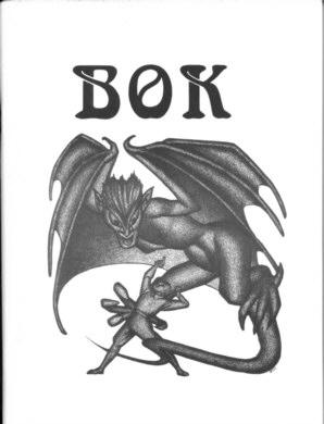 Bok (A Tribute to the Late Fantasy Artist): De La Ree, Gerry (Bok, Hannes)
