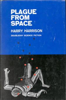 Plague From Space: Harrison, Harry