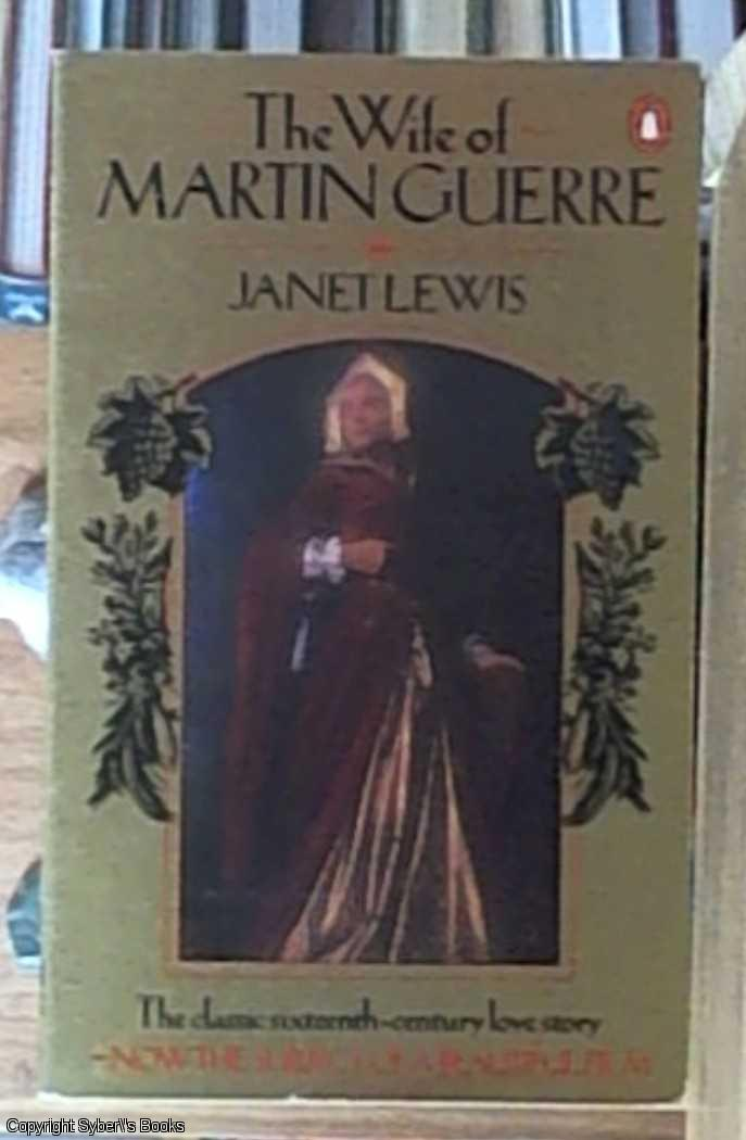 an analysis of chapter one of the wife of martin guerre Free martin guerre papers, essays  wife of martin guerre - throughout my travels i had always been analysis of martin luther king's.