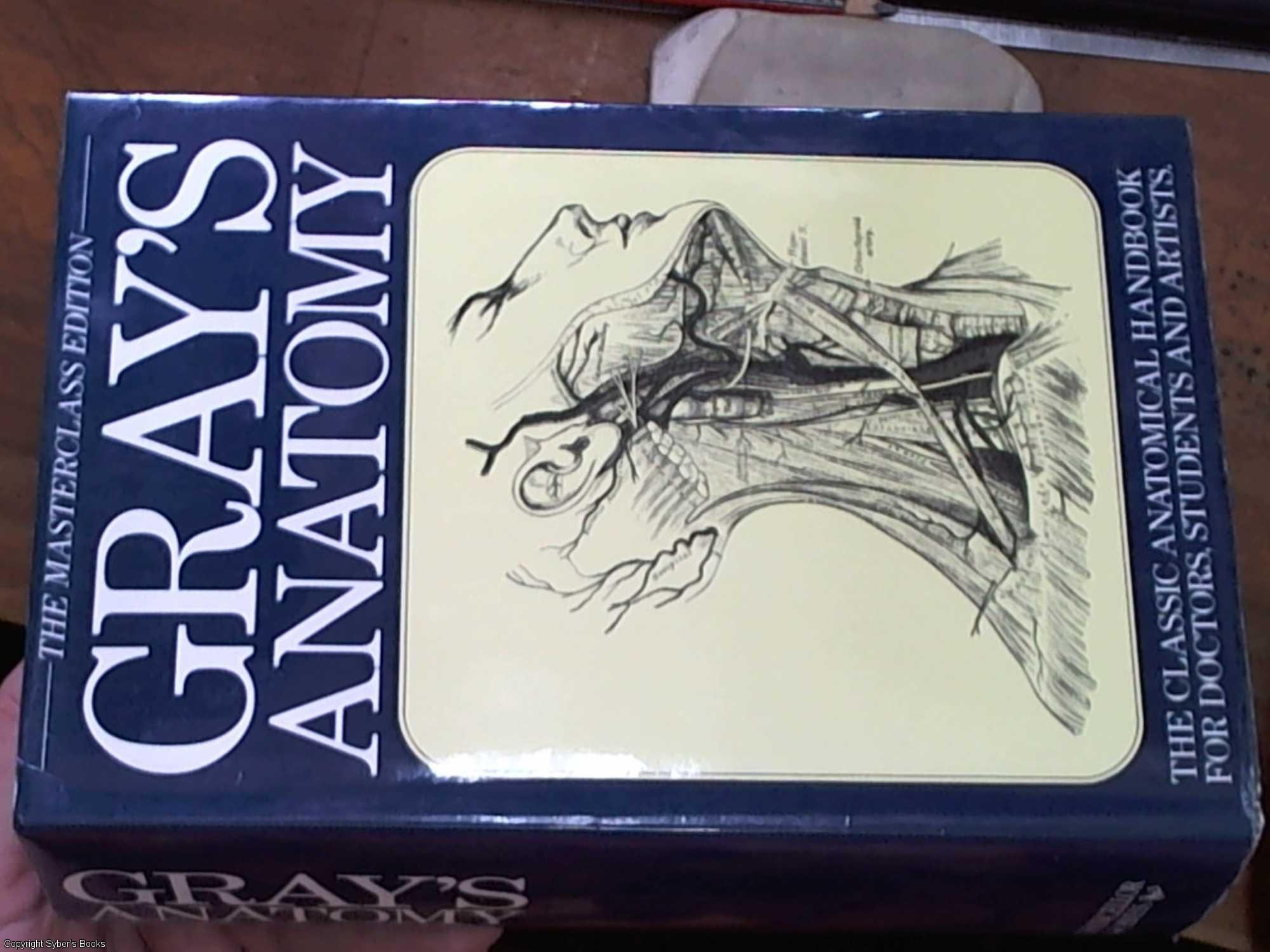 Anatomy, Descriptive and Surgical ( Gray\'s Anatomy ) by Gray, Henry ...