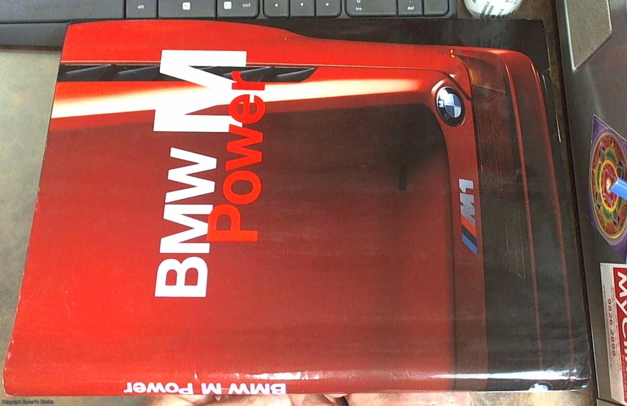BMW M power Appelhans, MARKUS  Project manager [Very Good] [Hardcover] (bi_22927163195) photo