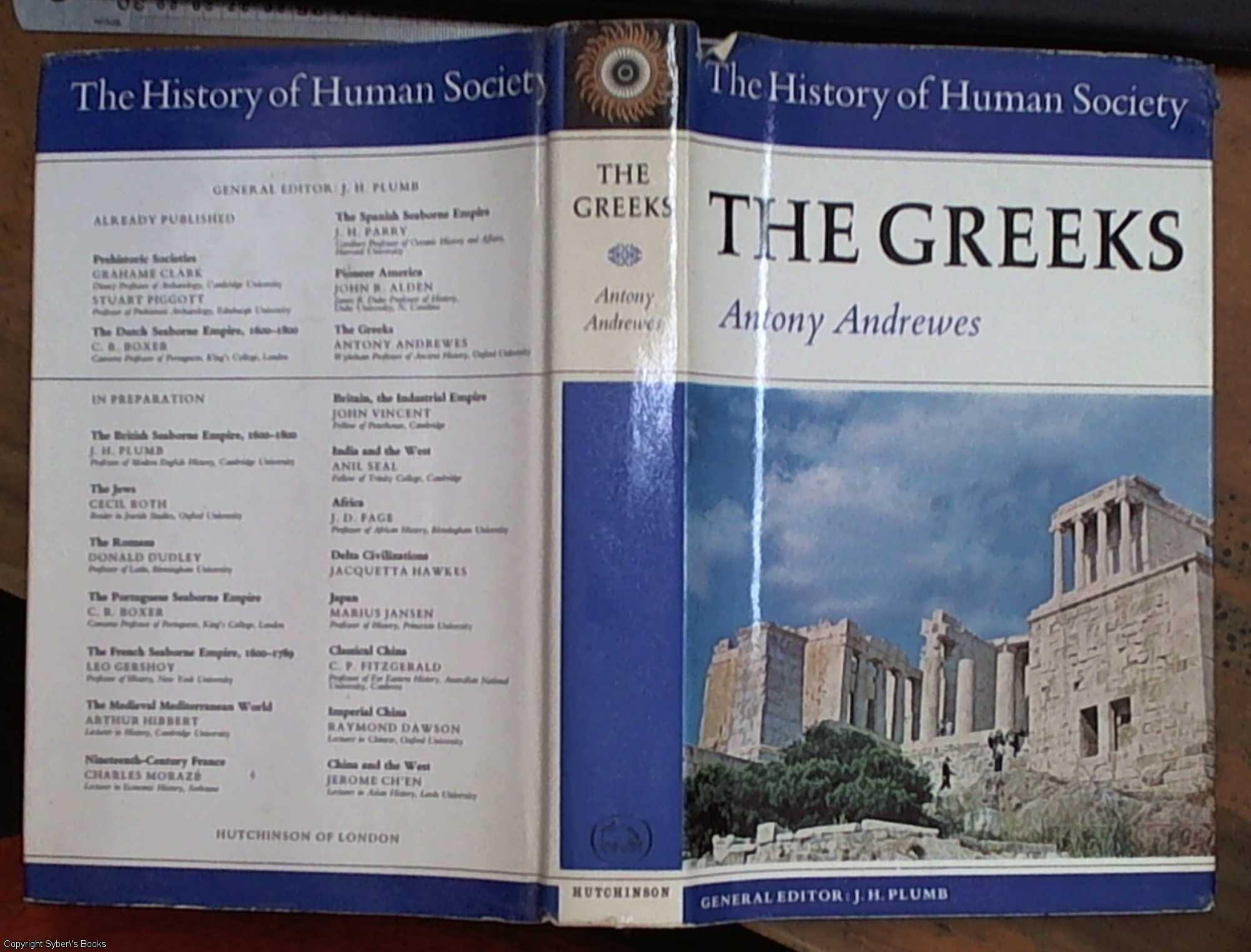 Antony Andrewes