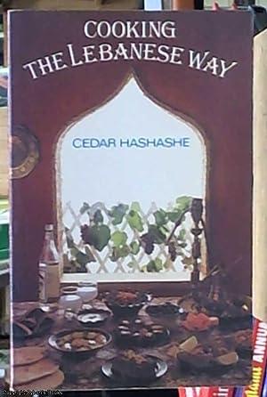 cooking the Lebanese way: Hashashe, Cedar