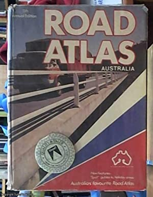 5th annual edition road atlas Australia: Not credited