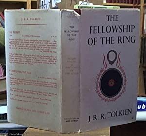 The Lord of the Rings; The Fellowship: Tolkien J. R.
