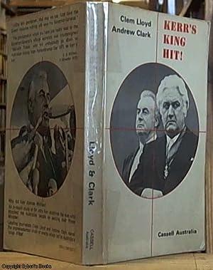 Kerr's King Hit: Lloyd, Clem J.;