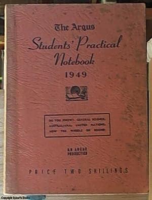 Cuaderno práctico para estudiantes de Argus 1949 [volumen 2]: Renton, Don