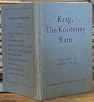 Krag, The Kootenay Ram and Other Animal: Seton, Ernest Thompson