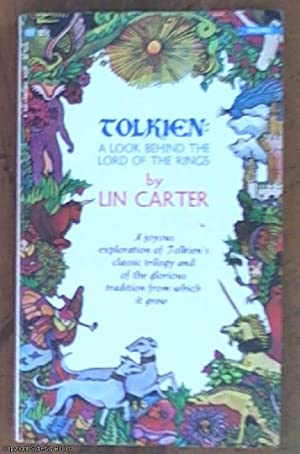 Tolkien; A Look Behind The Lord of: Carter, Lin