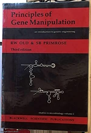 principles of gene manipulation The increasing integration between gene manipulation and genomics is embraced in this new book, principles of gene manipulation and genomics, which brings together for the first time the subjects covered by the best-selling books principles of gene manipulation and principles of genome analysis & genomicscomprehensively revised, updated.