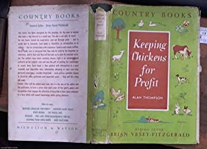 keeping chickens for profit ? country books no 1