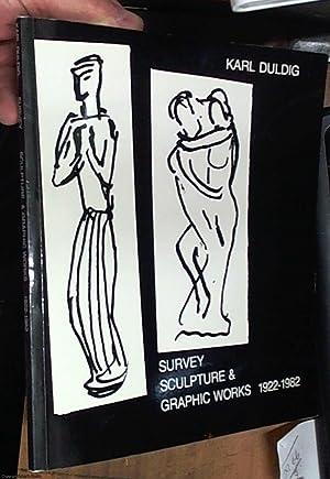 Karl Duldig survey: Sculpture & graphic works,: Duldig, Karl