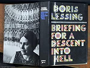 essay briefing descent into hell Full-text paper (pdf): briefing for a descent into hell: a metafictional  both in  the title and at the very beginning of this essay, a double reference was made to .