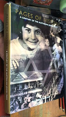 Pages of history: A century of the Australian Jewish Press