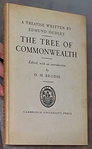 The Tree of Commonwealth: A Treatise written by Edmund Dudley