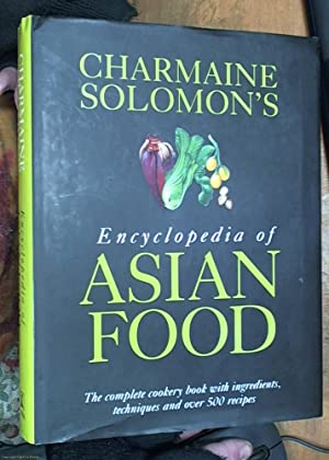 Complete asian cookbook charmaine solomon