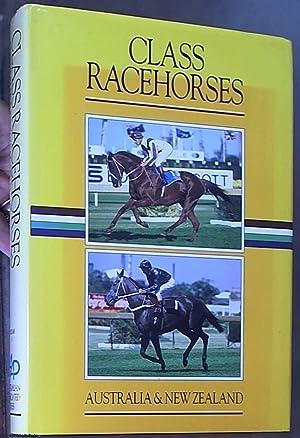 Class racehorses of Australia & New Zealand: Arrold, Tony &