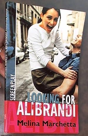 Looking for Alibrandi (Screenplay): Marchetta, Melina