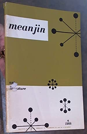 Meanjin Papers: A Literary Magazine, No. 63,: Christensen, C. B.