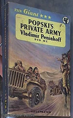 Popski's Private Army (Pan Books): Peniakoff, Vladimir