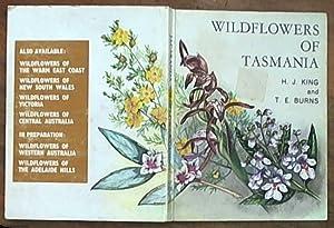 Wildflowers of Tasmania: KIng, H. J.