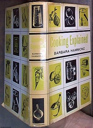Cooking Explained: Hammond, Barbara