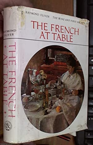 French at table ? translated from the French by Claude Durrell
