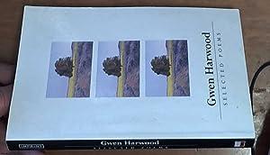 Selected Poems: Harwood, Gwen